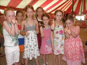 Kidsbeachparty 2012