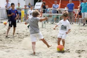 Voetvolley en jeugdsoccer 2017