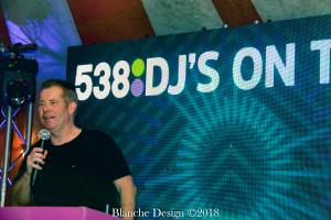 538 DJ's On Tour beachparty